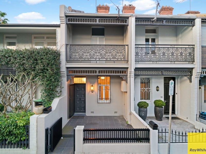 12 Little Comber Street, Paddington, NSW 2021