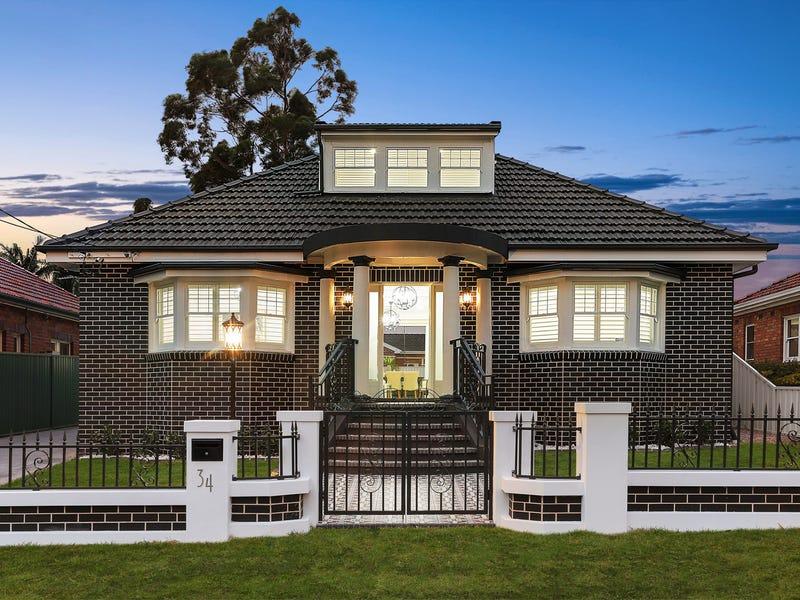 34 Berith Street, Kingsgrove, NSW 2208