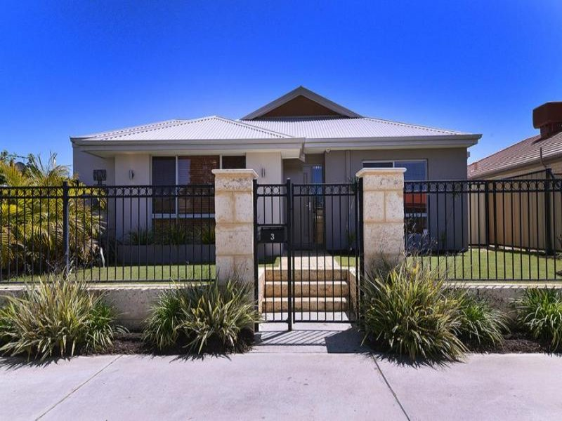 3 Wallcliffe Gate, Carramar, WA 6031