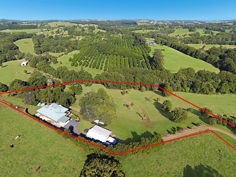 361 Humpty Back Rd, McLeans Ridges, NSW 2480