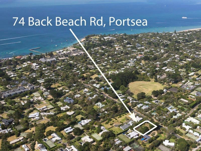 74 Back Beach Road, Portsea, Vic 3944