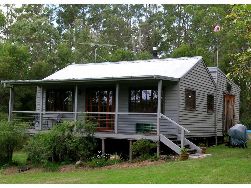 77 Sheepstation Creek Road, Dundurrabin, Dorrigo, NSW 2453