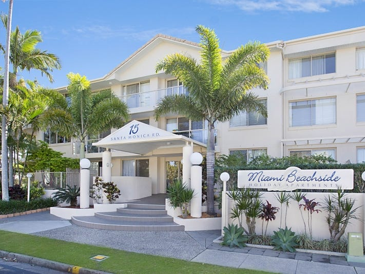 "48  ""MIAMI BEACHSIDE APARTMENTS"" 15 Santa Monica Road, Miami, Qld 4220"