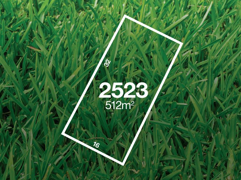 Lot 2523 Giri Way, Werribee, Vic 3030