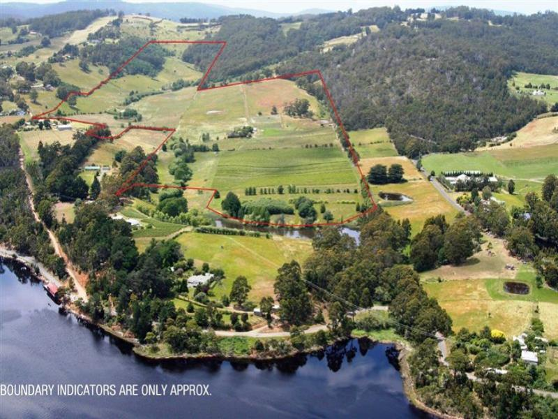 42 Dillons Road, Glaziers Bay, Tas 7109