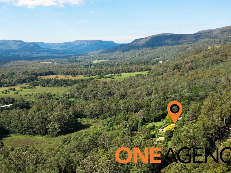Eagles Nest/615  Mount Scanzi Road, Kangaroo Valley, NSW 2577