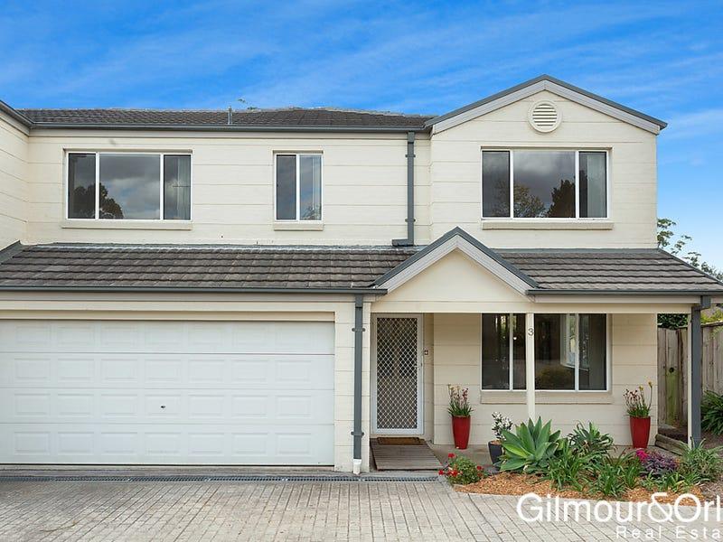 3/10 Mundurra Place, Kellyville, NSW 2155