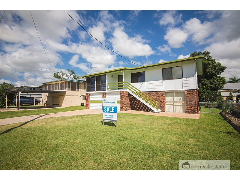 23 Churchill Street, Park Avenue, Qld 4701