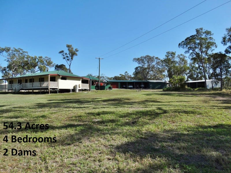 301 Whytallabah Road, Euleilah, Qld 4674