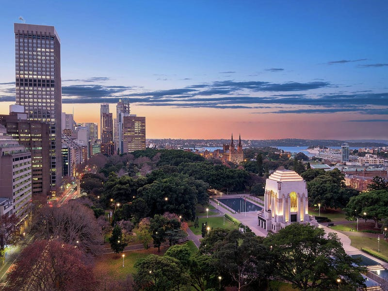 1701/130 Elizabeth Street, Sydney, NSW 2000