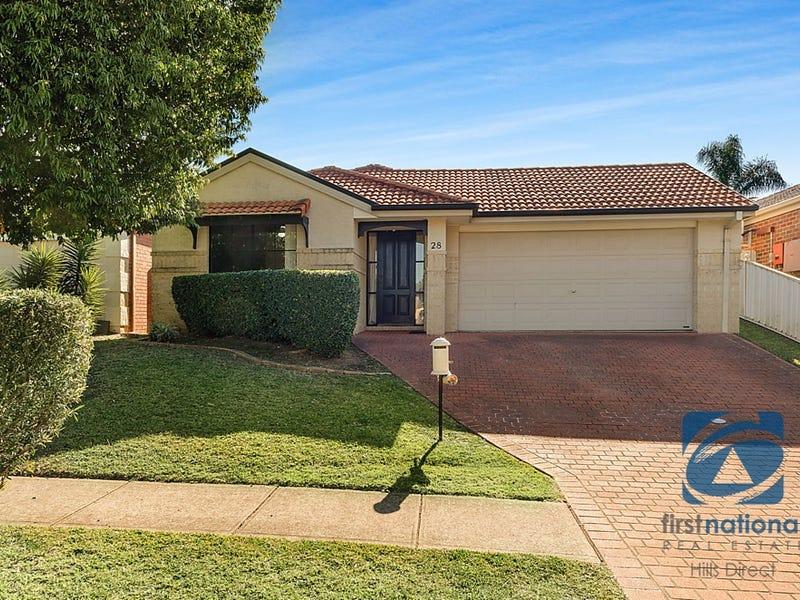 28 Winslow Avenue, Stanhope Gardens, NSW 2768