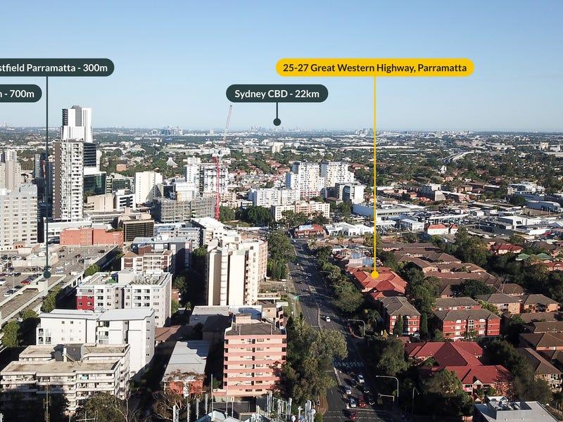 27 Great Western Highway St, Parramatta, NSW 2150