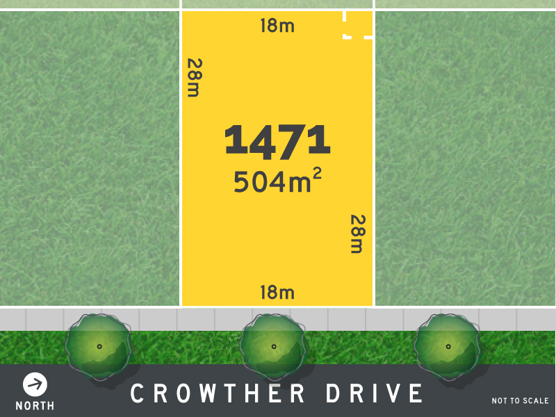 Lot 1471, Crowther Drive, Lucas, Vic 3350