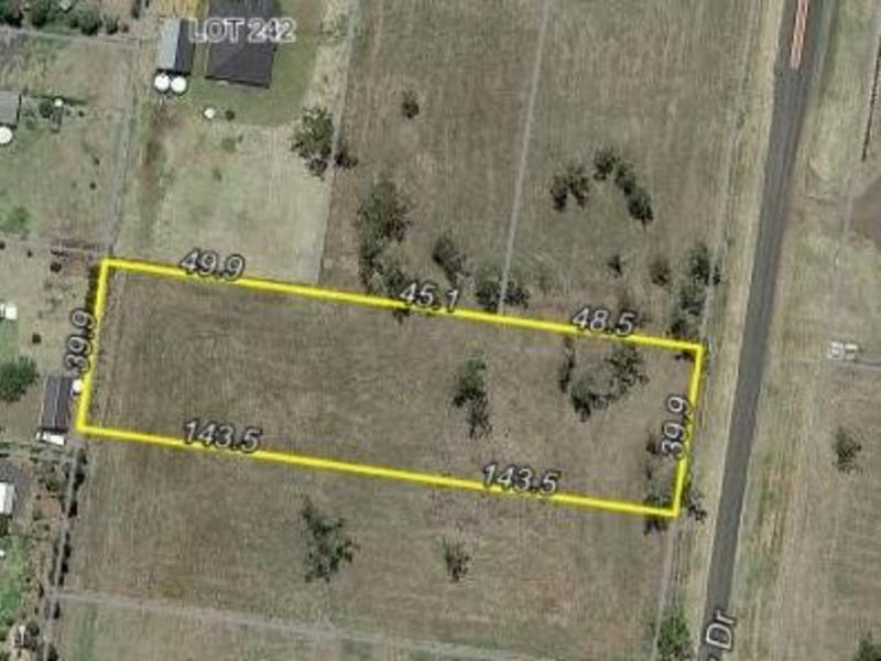 Lot 245 Galaxy Drive, Dalby, Qld 4405