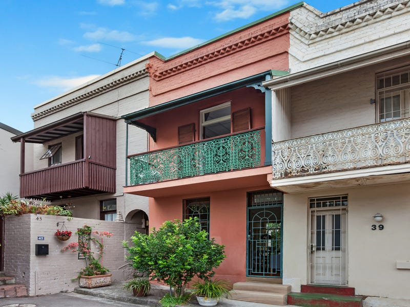 41 Dudley Street, Paddington, NSW 2021