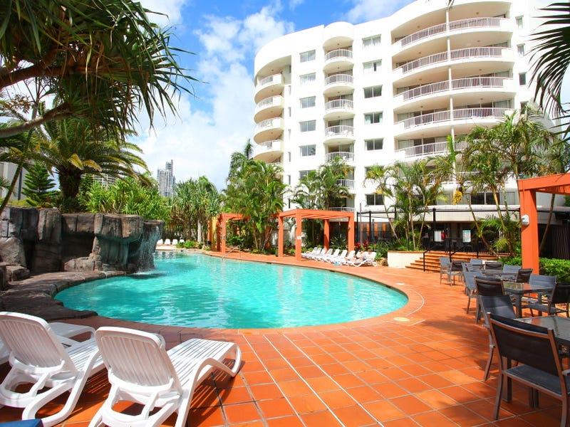 604-605/140 Ferny Ave, Surfers Paradise, Qld 4217