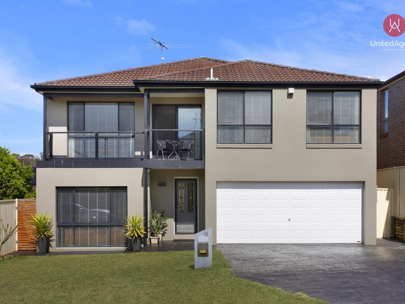 4B Elyard Circuit, West Hoxton, NSW 2171