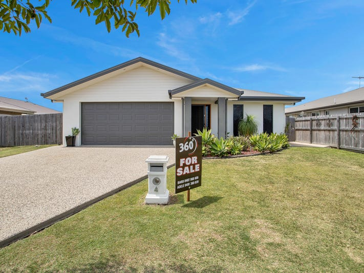4 Oneill Place, Marian, Qld 4753