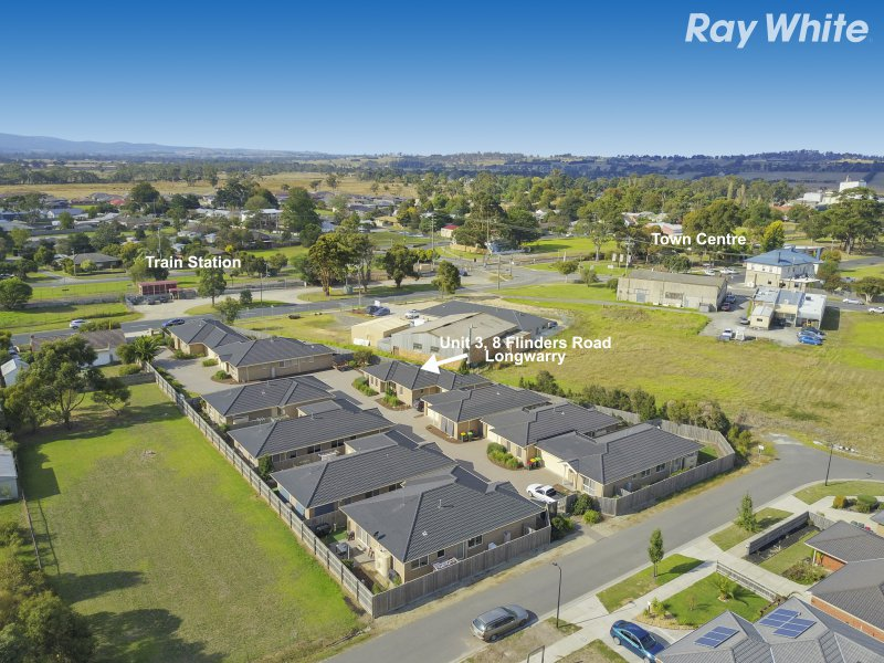 3/8 Flinders Road, Longwarry, Vic 3816