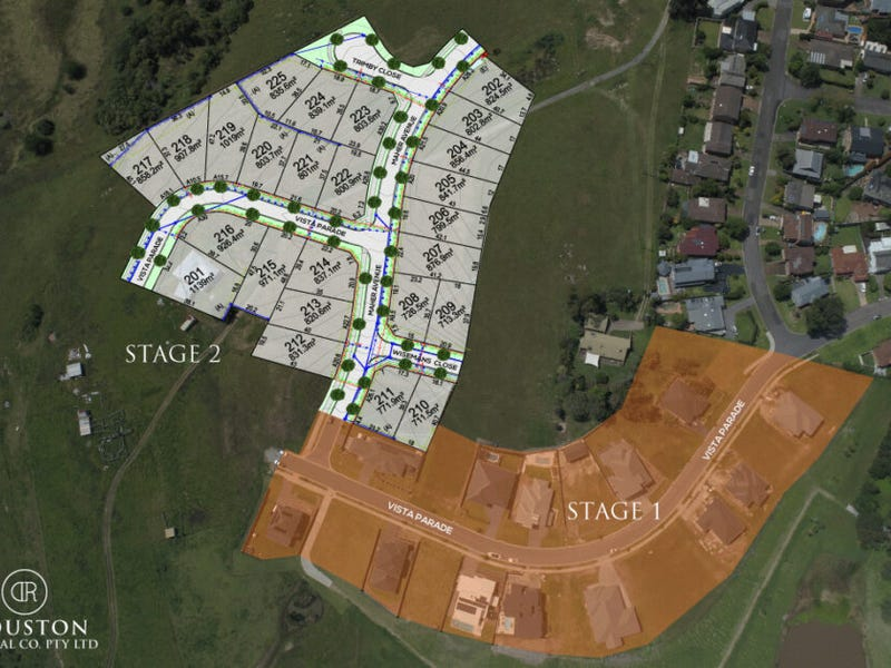 Lot 208 Wiseman Close in a subdivision of Lot 123 DP 1241626, East Maitland, NSW 2323