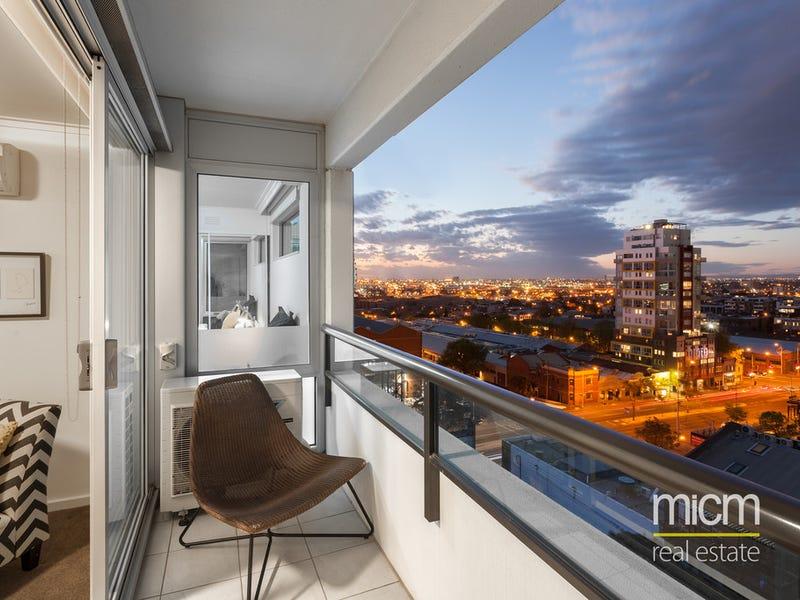 1004/58 Jeffcott Street, West Melbourne, Vic 3003