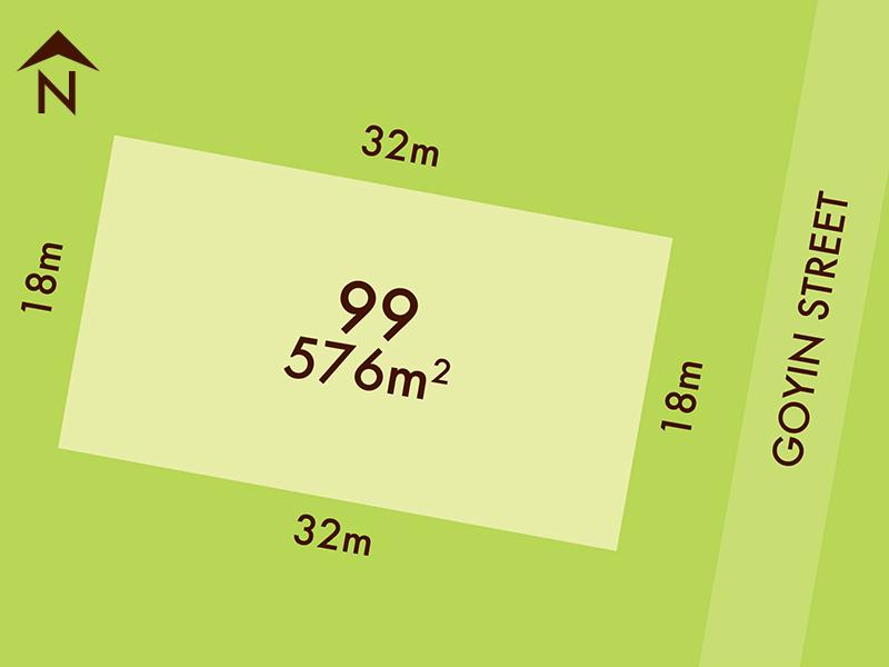Lot 99, 8 Goyin Street, Bonshaw, Vic 3352