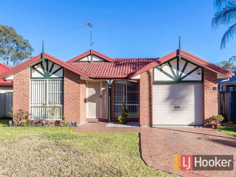 11 Warrell Court, Rooty Hill, NSW 2766