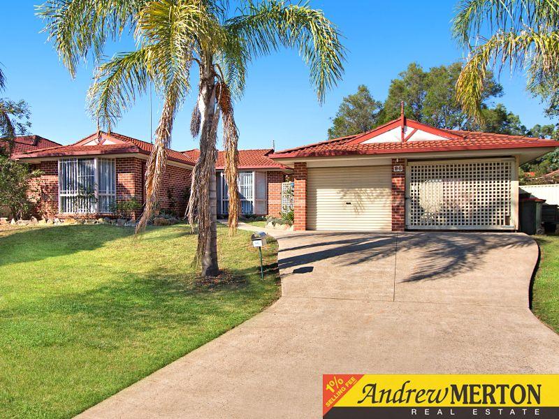 96 Kennington Avenue, Quakers Hill, NSW 2763