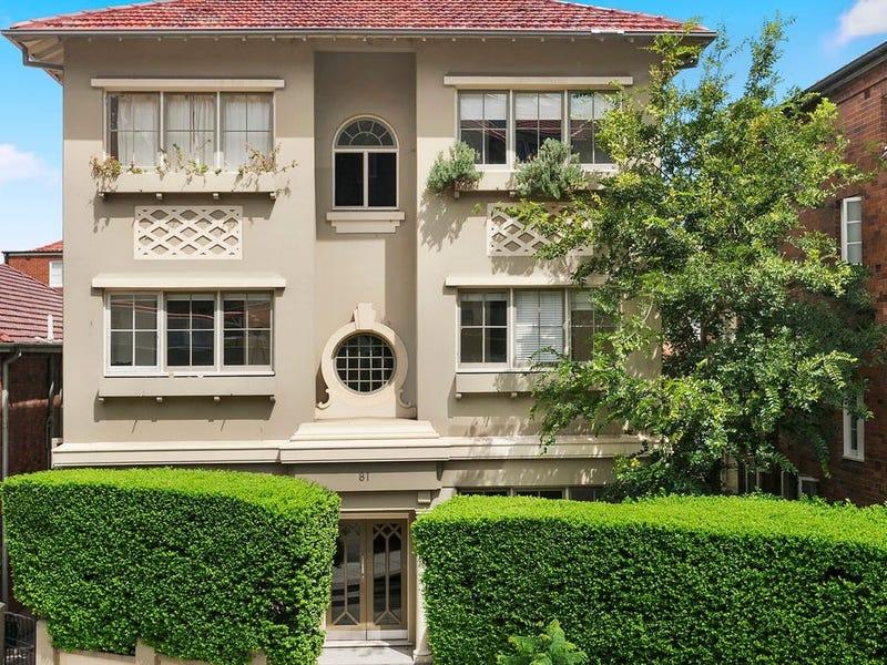 5/81 Kirribilli Avenue, Kirribilli, NSW 2061