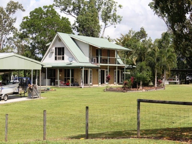 2350 Hawkins Creek Rd, Dalrymple Creek, Qld 4850