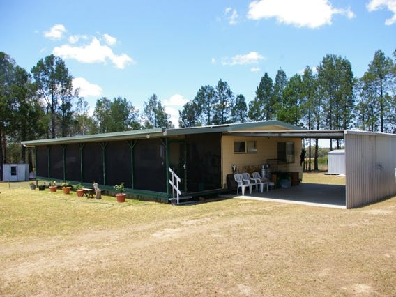 173 McDougals Crossing Road, Inglewood, Qld 4387