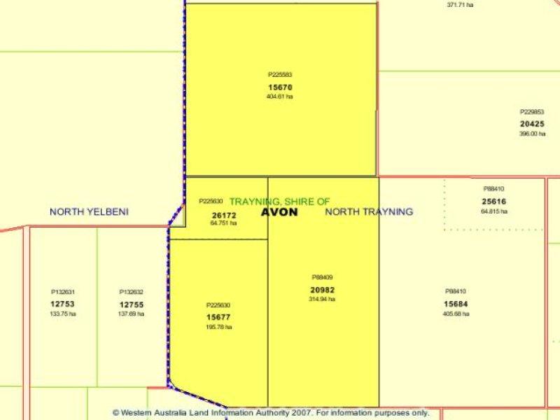 . 'Wywurrie', Trayning, WA 6488