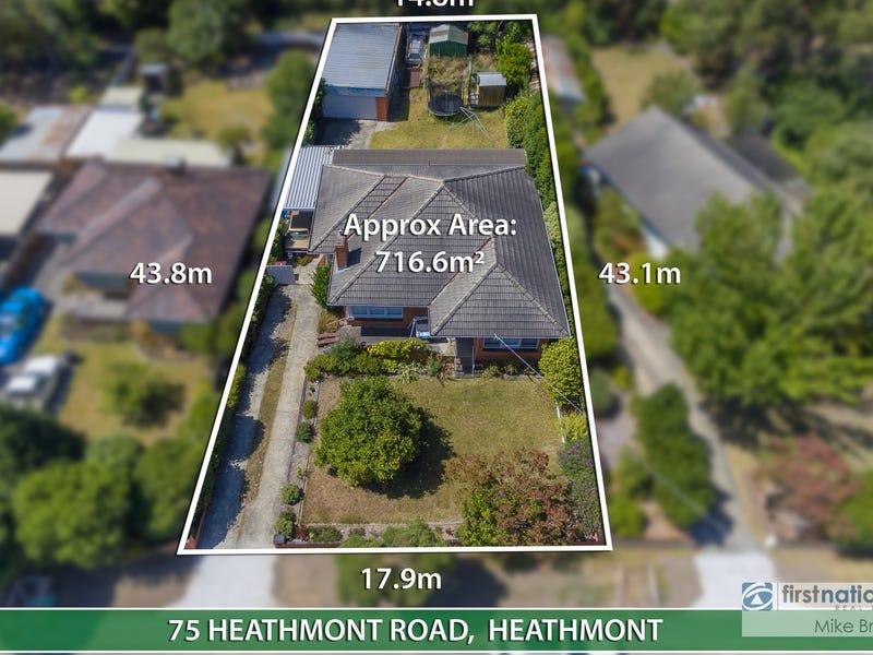 75 Heathmont Road, Heathmont, Vic 3135