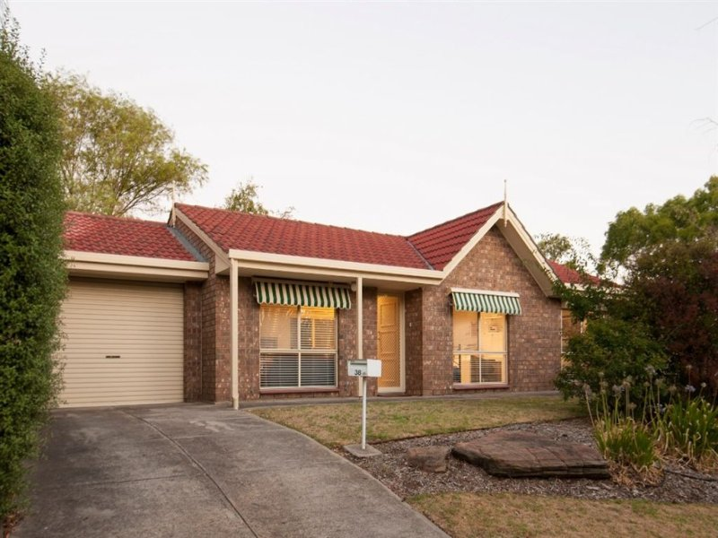 38 The Lane, O'Halloran Hill, SA 5158