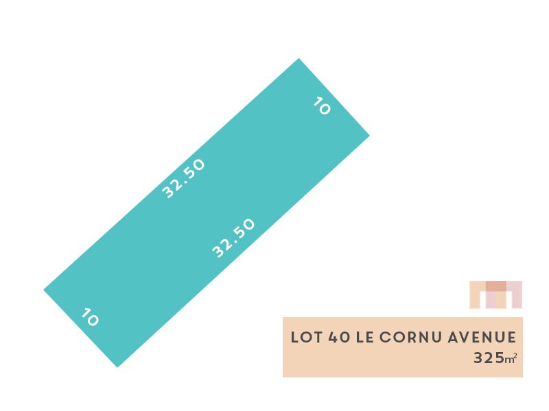 Lot 40, Le Cornu Avenue (Morphettville), Morphettville, SA 5043