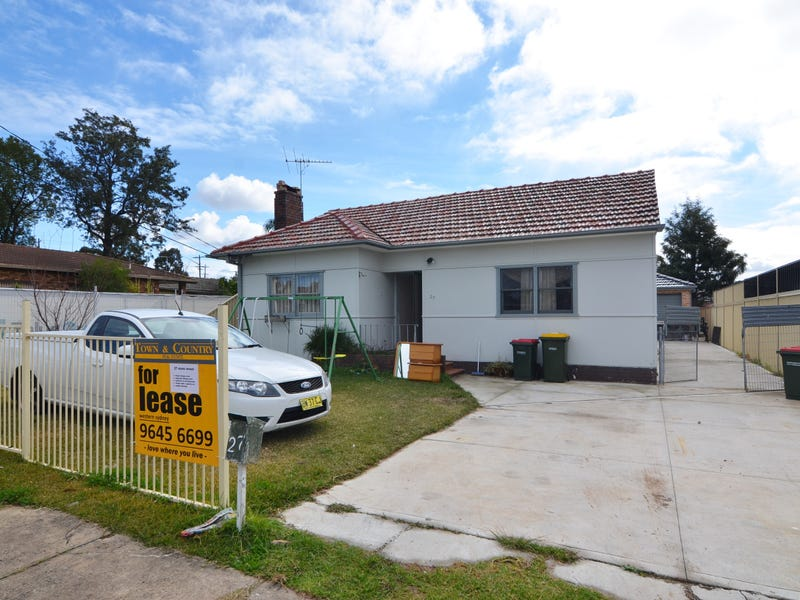 27 mons street, South Granville, NSW 2142