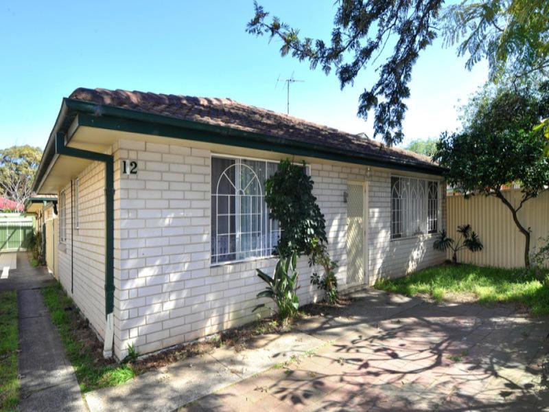 1/12 Nilson Avenue, Hillsdale, NSW 2036