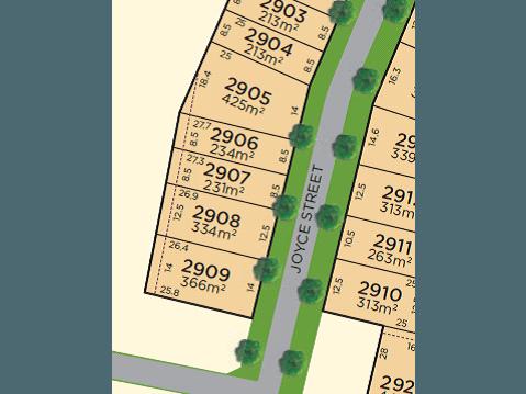 Lot 2907, Joyce Street, Point Cook, Vic 3030