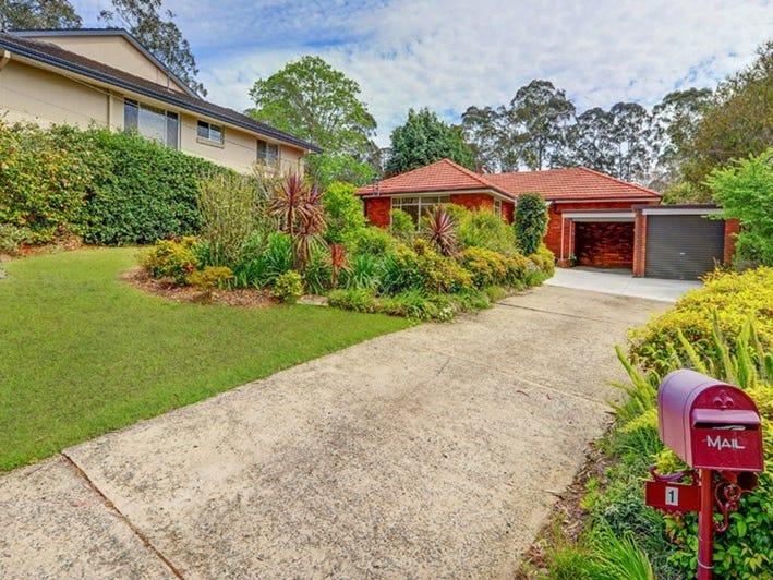 1 Tekla Street, West Pennant Hills, NSW 2125