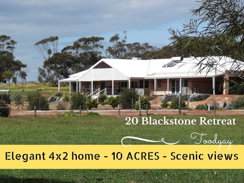 20 Blackstone Retreat, Toodyay, WA 6566