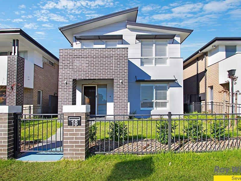18 Alderton Drive, Colebee, NSW 2761