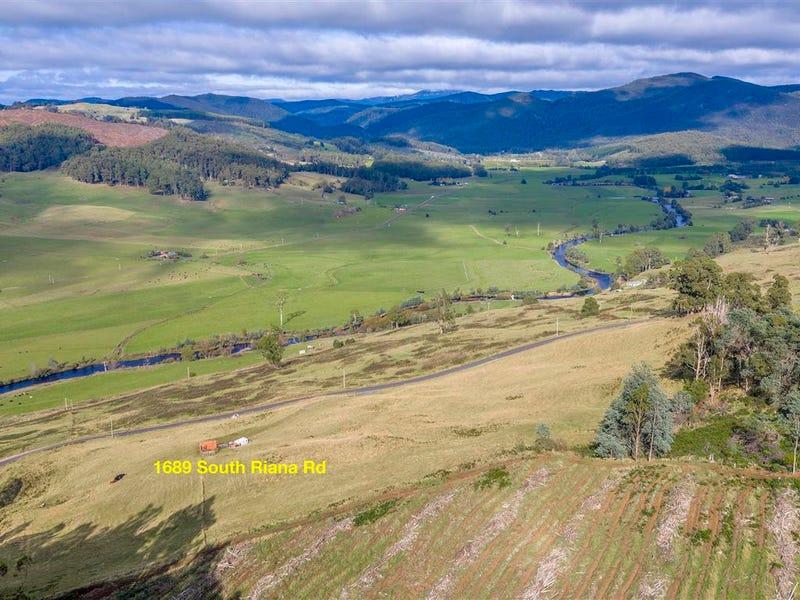 1689 South Riana Road, Gunns Plains, Tas 7315