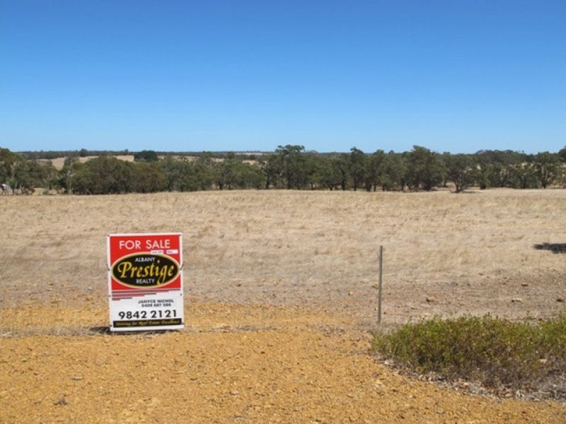 Lot 101 Jellicoe Road, Kendenup, WA 6323