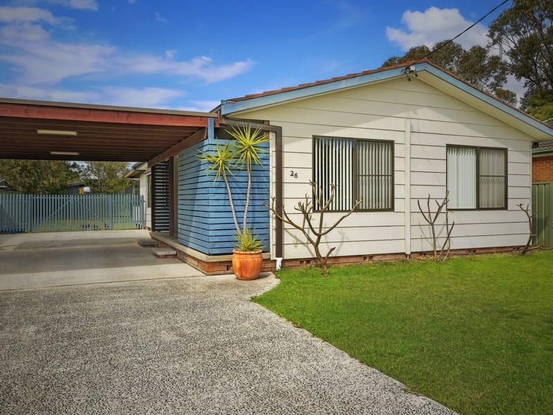 26 Erin Ave, Berkeley Vale, NSW 2261