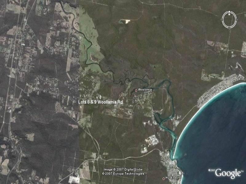 Lot 8 & 9 Woollamia ROAD, Woollamia, NSW 2540