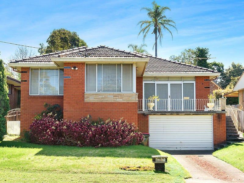 3 Baldwin Avenue, Winston Hills, NSW 2153