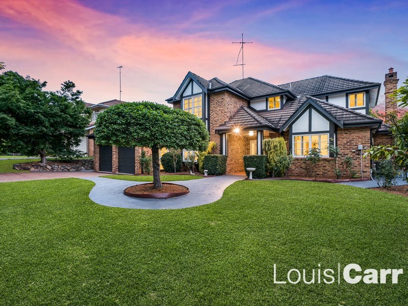 41 Westminster Drive, Castle Hill, NSW 2154
