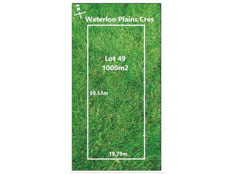 Lot 49, Waterloo Plains Crescent, Winchelsea, Vic 3241
