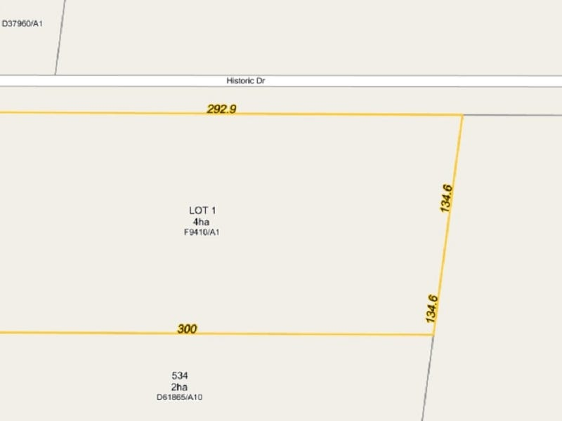 Lot 1 Scenic Drive, Napperby, SA 5540