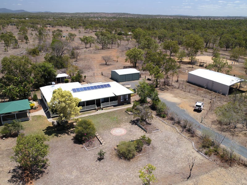 168 Black Gin Creek Road, Alton Downs, Qld 4702